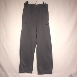 Nike Thermafit Elite drawstring ankle & waist pant